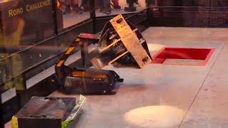 FRA Q2 - Flow v Richie v Endeavour - RC Combat Robot Wars - 2015 RC World Championships