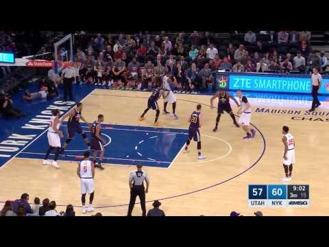 Utah Jazz 2016-2017 Defense Observations