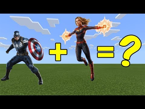 i-combined-captain-america-and-captain-marvel-in-minecraft---here's-what-happened...