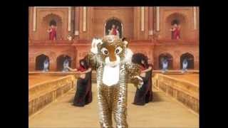 Mazoo And The Zoo - Η Τίγρη
