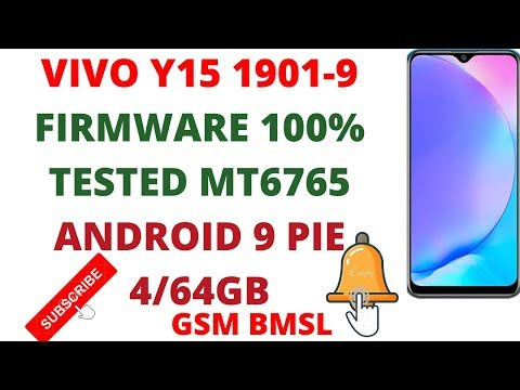 vivo-y15-stock-firmware-1901-9,pie-100%-tested-mt6765-android-9-pie-4gb-64gb
