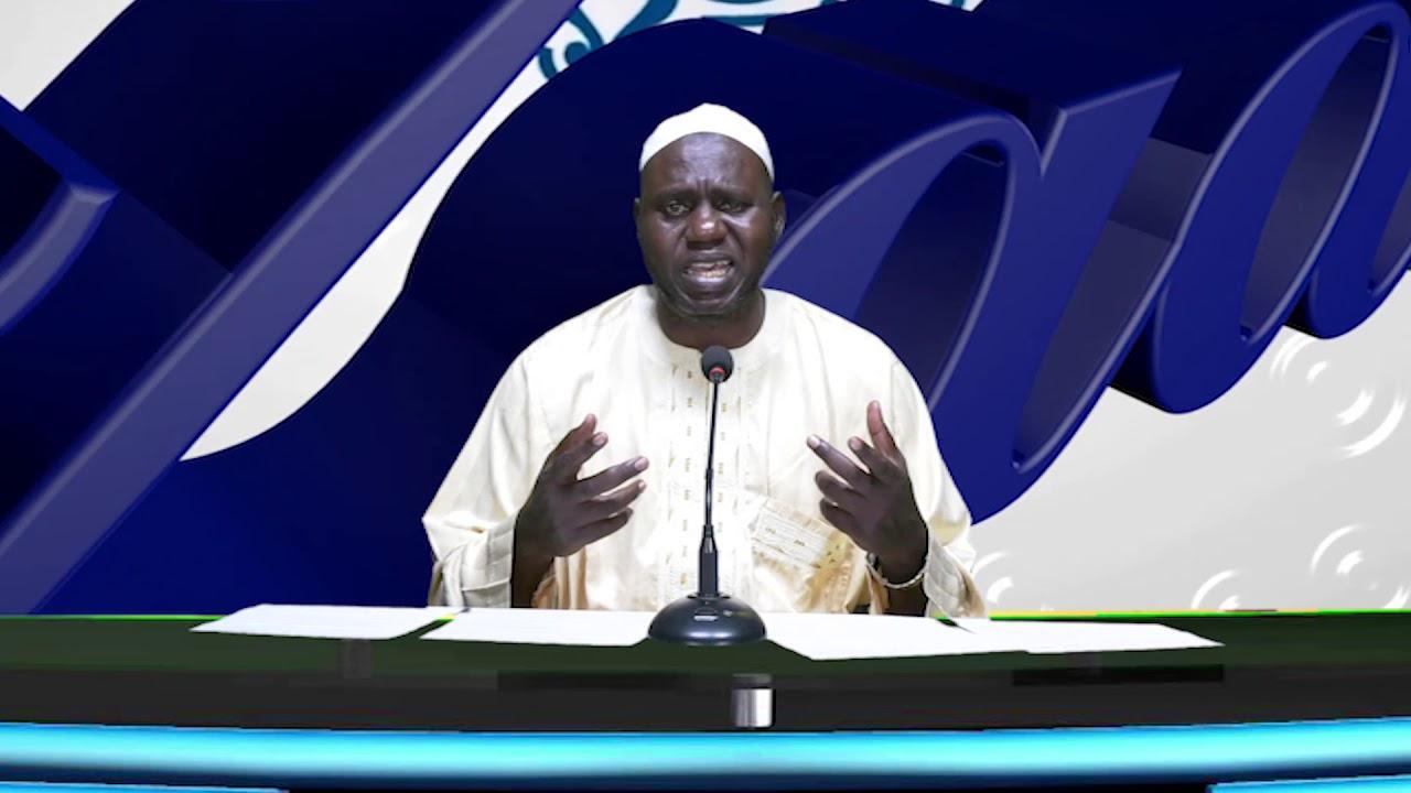 Zadoul Mouslim(yobalou dioulit)  Extrait : Tempête du sable doua et prévention - Abou Anas
