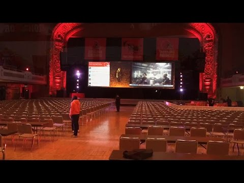 2015 NFL Draft Party at Public Hall