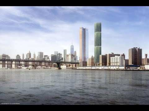 77 Story Mixed Use Building Planned for NYC