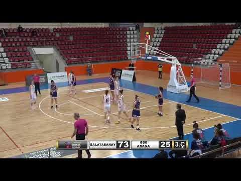 DYSK Basketbol Antrenman Maçı - 1 (10.03.2019)