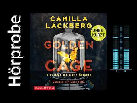 Golden Cage YouTube Hörbuch Trailer auf Deutsch