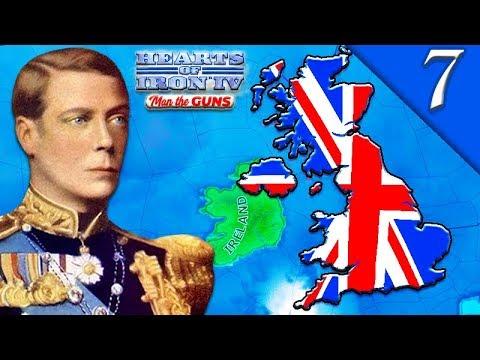 RETURN OF KAISER WILHELM SERIES FINALE! Hearts Of Iron 4: Man The Guns: British Empire Gameplay #7