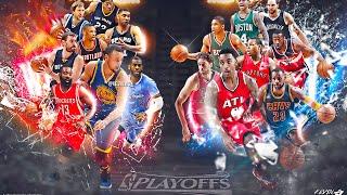 NBA 2k16 All Star Team Up #1 w/ THE DREAM TEAM
