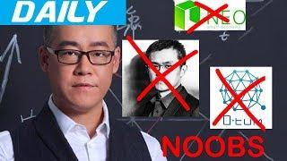 "Daily: Chinese Billionaire calls NEO, QTUM, Binance Scams | BlockStream ""Issued Assets"""