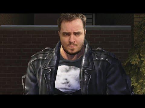 Мэддисон играет в Карателя (2020)