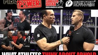 What Do the Pros Think About Arnold