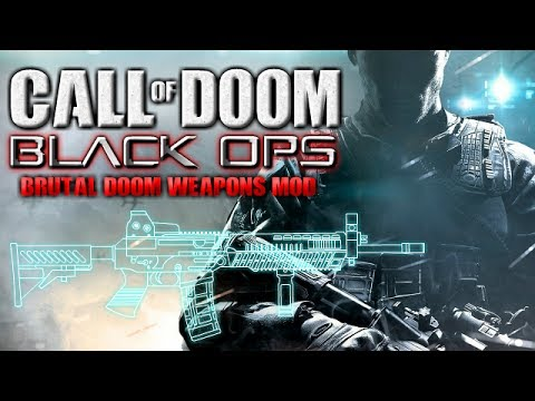 Developer Diary* CALL OF DOOM : BLACK OPS (New DOOM MOD