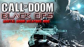 CALL OF DOOM : BLACK OPS  Reveal Trailer (New DOOM MOD PROJECT)