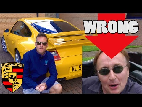 Scotty Kilmer Is Wrong -  Porsche Is NOT the WORST Sports Car Ever