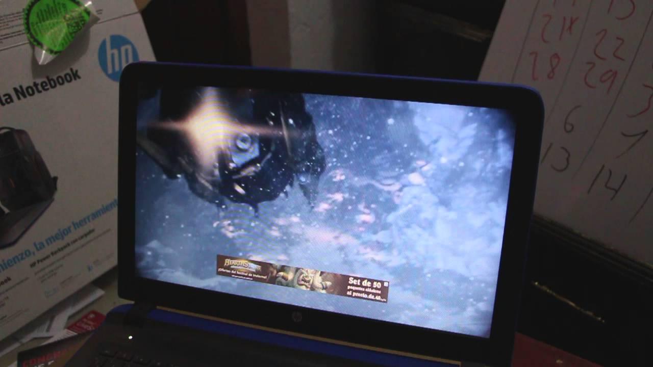 Review Resena Laptop HP 15ab111la AMD A10 12 GB RAM 1 TB