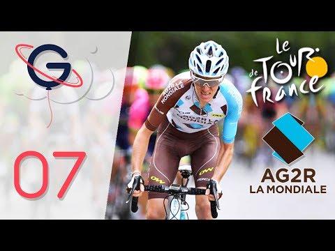 TOUR DE FRANCE 2017 | AG2R La Mondiale | Etape 7 : Troyes › Nuits-Saint-Georges