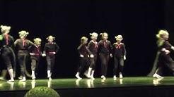 Kissojen Tango - Nykytanssi 1AB -Tanssikoulu Uusikuu 24.5.13 Ylivieska Akustiikka