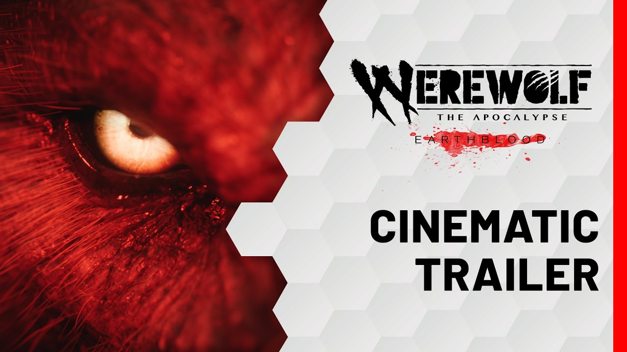 Werewolf: The Apocalypse - Earthblood - Cinematic Trailer
