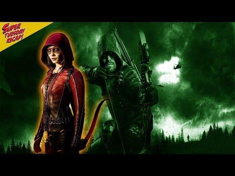 Arrow Season 6x15 Review Doppelgänger  - Speedy's Back - Super Tuesday Recap