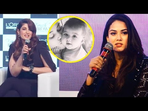 Twinkle Khanna's Funny Reaction On Mira Rajput's Puppy Comment