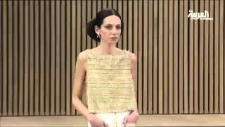 مونيكا بيلوتشي في عرض أزياء شانيل في باريس