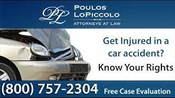 Car Accident Lawyer Melrose NY | Poulos LoPiccolo Attorneys