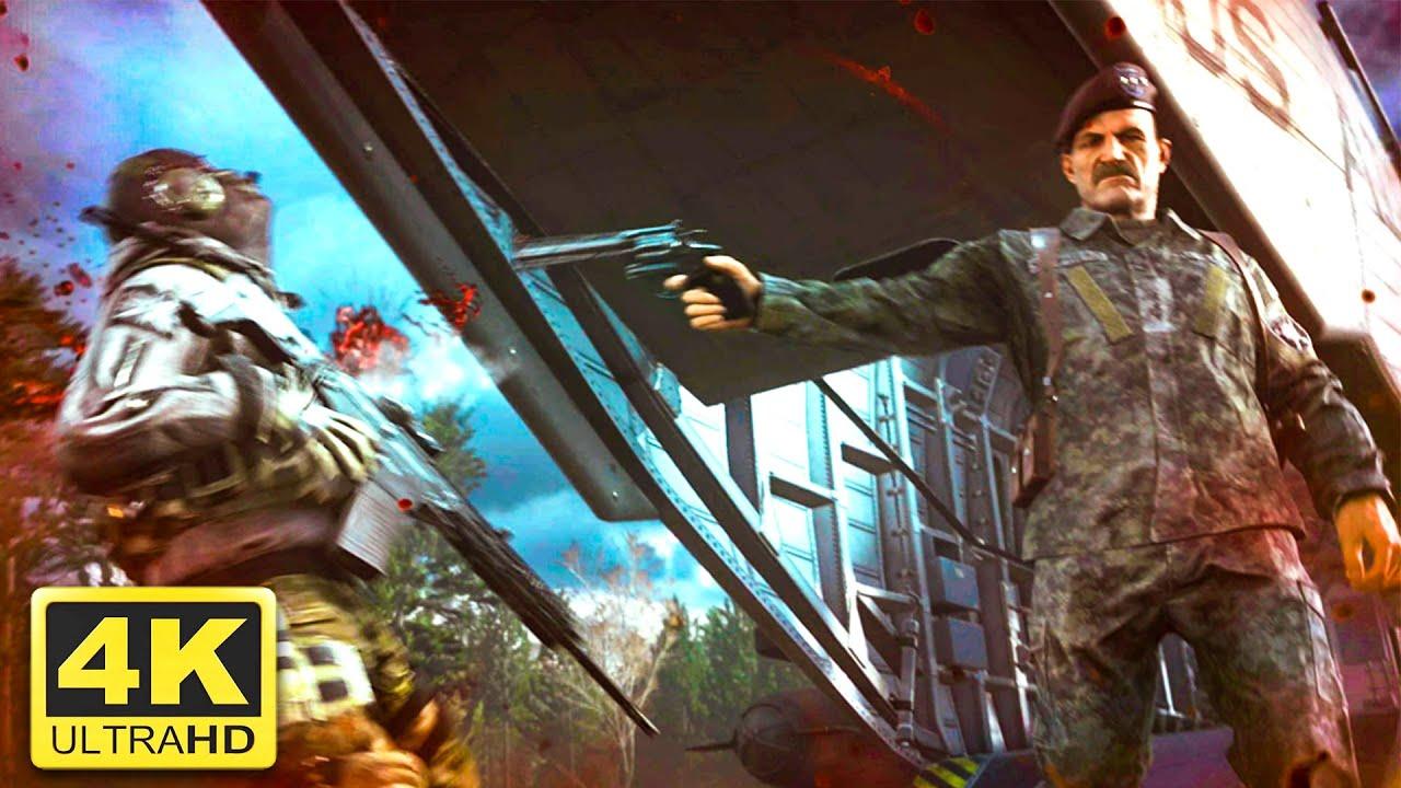Ghost Roach Death Scene Modern Warfare 2 Remastered Loose