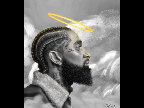 NIPSEY HUSSLE - BLUE LACES 2 (UNOFFICIAL VIDEO)