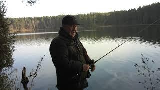 Рыбалка на озере Веровское