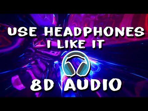 Cardi B, Bad Bunny - I Like It (8D Audio)