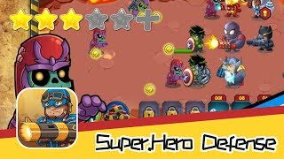 Super.Hero Defense Game for Bat.man V Super.man - Recommend index three stars