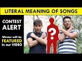 Best of Literal Meaning Series | Funchod | Dhruv Shah | Shyam Sharma | Funcho | FC