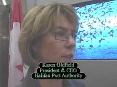 TorontoTV, South Asian Outlook, CIBC reception, Port of Halifax