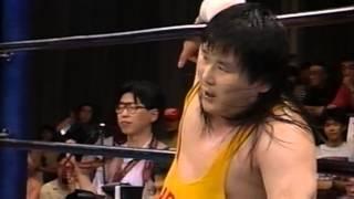 Mike Awesome vs Yukihiro Kanemura FMW 7-10-98.
