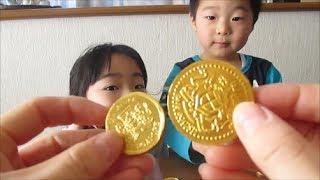 海賊金貨チョコ/Pirate gold coin chocolate