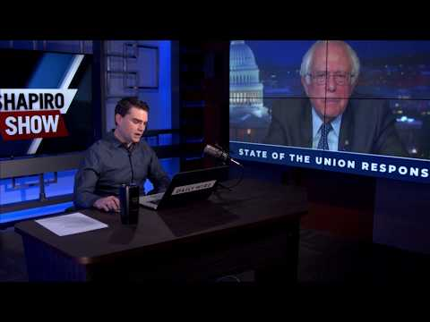 The State of the Union Trumps Bernie Sanders