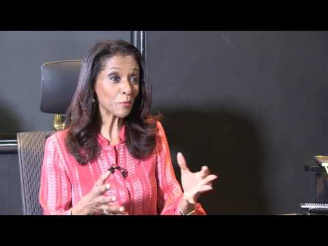 Embassy Media - Exclusive Interview on the History of Africa New Series with Zeinab Badawi