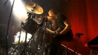 live/life on stage  - Ad Cinerem - Foliage Burial @ Sektor Evolution Dresden - drumcam