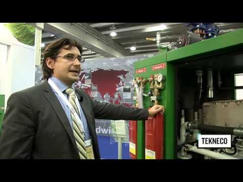 2G Italia srl e la cogenerazione. Smart Energy Expo 2013