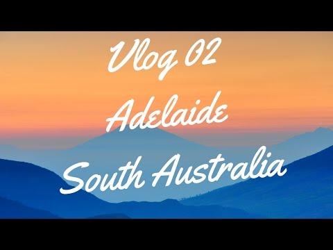 VLOG 02 South Australia. Adelaide. الثقافة ,الطبيعة والفن