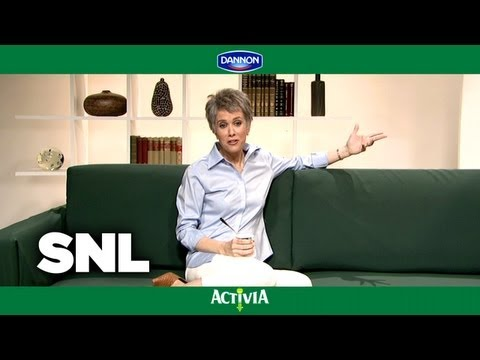 Jamie Lee Curtis for Activia  SNL