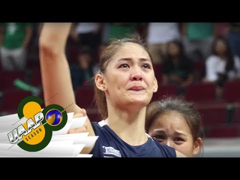 Farewell to an Icon | NU Lady Bulldogs | UAAP All Access