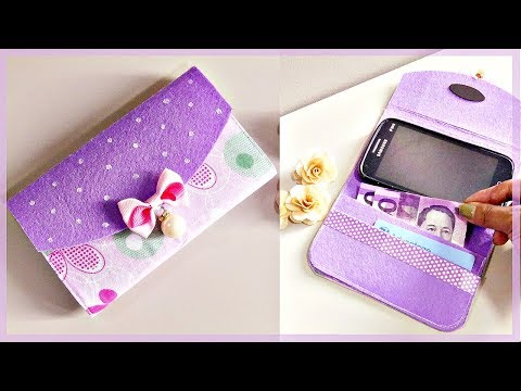 How to Make Mobile Cover at Home