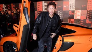 Neymar Car Collection 2019 - 1 Million Special