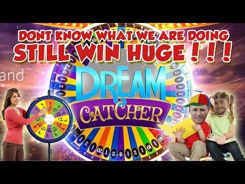 RECORD WIN!!!! DreamCatcher from LIVE STREAM (Casino Games) HUGE WIN