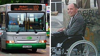 When Passengers Refused to Make Room for a Wheelchair the Bus Driver Had the Perfect Revenge