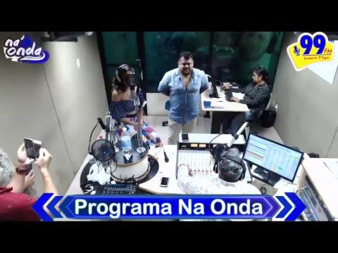 PROGRAMA ONDA - RADIO 99FM - VIVIANE BATIDÃO AO VIVO - 09.11.2018