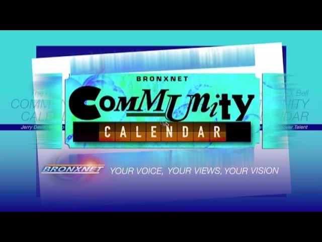 Community Calendar   Sept 6 - 12, 2016