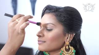 MUSLIM BRIDAL MAKEUP LOOK - 3D HALO SMOKEY EYES