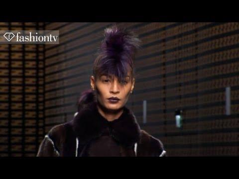 Model Talks - Joan Smalls | Fall/Winter 2013-2014 Fashion Week | FashionTV